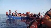 """السفينة """"الان كردي"""" تنقذ 44 مهاجرا قبالة سواحل ليبيا"""