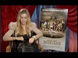 Meet the spartans- Carmen Electra