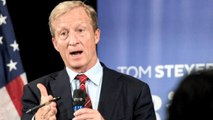 Billionaire Tom Steyer latest presidential candidate to join 2020 field