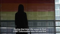 Fewer rainbows, less social media for China's LGBT community