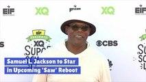 Samuel L. Jackson Joins 'Saw' Reboot