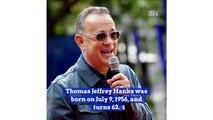 Happy Birthday, Tom Hanks