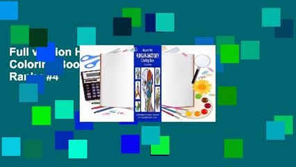 Full version Human Anatomy Coloring Book Best Sellers Rank : #4