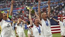 NYC prepares to salute U.S. women's team after 4th World Cup victory