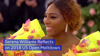 Serena Williams Remembers Her Tennis Breakdown