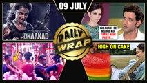 Rangoli INSULTS Media, Hrithik Talks About Kangana, Sacred Games 2 Trailer   Top 10 News
