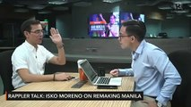 Reclamation not a priority for Isko Moreno