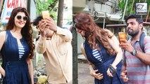 Sangeeta Bijlani Encounters A Crazy Fan Moment On Her Birthday