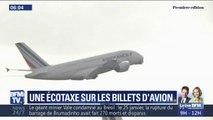 L'écotaxe sur les billets d'avion va-t-elle désavantager les compagnies françaises?