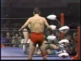 Giant Baba/The Destroyer vs Bruiser Brody/King Curtis (All Japan January 13th, 1979)