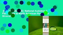 [NEW RELEASES]  National Audubon Society Field Guide to North American Rocks and Minerals