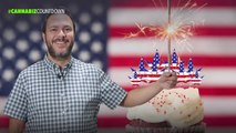 Cannabiz Countdown: Americans Spent Serious Green on the Fourth of July (60-Second Video)
