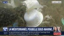 Ce plongeur s'est lancé un défi: débarrasser la Méditerranée de ses déchets