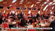 L'Assemblée de Polynésie officiellement membre de l'Assemblée parlementaire de la francophonie