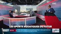 La chronique d'Anthony Morel : Les sports aquatiques du futur - 10/07