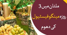 Fourth Mango festival concludes in Multan