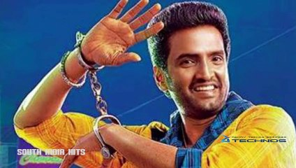 Santhanam loses weight for dagaalty(Tamil)