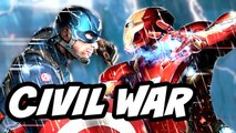 Captain America Civil War Teams Breakdown