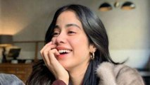 Jhanvi Kapoor gets sweet note from her little fans while shooting for RoohiAfza | FilmiBeat