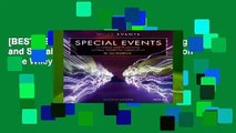 [BEST SELLING]  Special Events: Creating and Sustaining a New World for Celebration (The Wiley