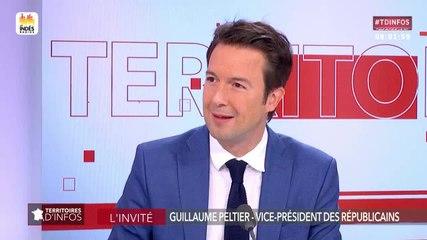 Guillaume Peltier - Public Sénat mercredi 10 juillet 2019