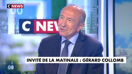 Gérard Collomb - CNews mercredi 10 juillet 2019