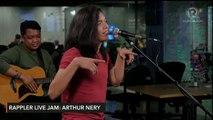 Rappler Live Jam: Arthur Nery