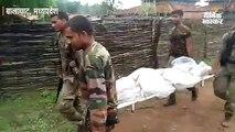 बालाघाट में पुलिस मुठभेड़ में महिला समेत दो नक्सली मारे गए, तीन जान बचाकर भागे