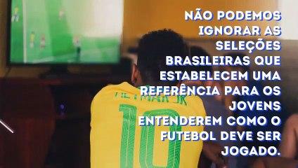Abdul Hadi Mohamed Fares | Por que as pessoas amam o time de futebol do Brasil?