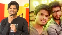 Anand Devarakonda About Vijay Devarakonda Initial Struggles In Tollywood    Filmibeat Telugu
