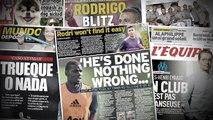 La presse espagnole s'écharpe sur Neymar, Daniel Sturridge s'est fait voler son chien