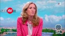 """Tapie relaxé : """"L'État mettra en œuvre les moyens"""" pour récupérer les 403 millions d'euros, assure Nicole Belloubet"""
