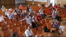 Concertation Stade de la Meinau réunion de clôture de la concertation