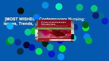 [MOST WISHED]  Contemporary Nursing: Issues, Trends,   Management, 7e