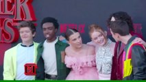 'Stranger Things' Millie Bobby Brown and Sadie Sink Spill on Eleven and Max's Season 3 Friendship
