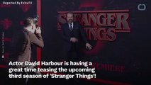 David Harbour On 'Stranger Things' Season 3 'The Less You Know, The Better'