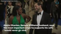 Alexis Ohanian Talks Relationship Success With Serena Williams