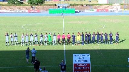Le résumé du match de préparation ASM Belfort-FCSM (1-1)