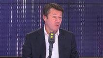 """Nice : """"On ne va pas se fondre dans un programme d'un appareil politique parisien"""" dit Estrosi"""