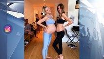 Alexandra Rosenfeld enceinte, elle dévoile son baby bump sur Instagram