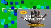 [MOST WISHED]  Unfu*k Yourself: Get out of your head and into your life