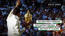 ON THIS DAY - Roger Federer wins record-breaking sixth Wimbledon title