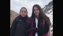 ADN-AEFE : témoignage de Noa et Barbara à Santiago