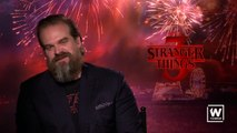 'Stranger Things 3' David Harbour Says Jopper Shippers' 'Thirst Will Be Quenched' This Season