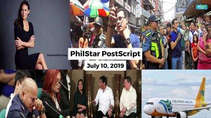 Postscript July 10, 2019