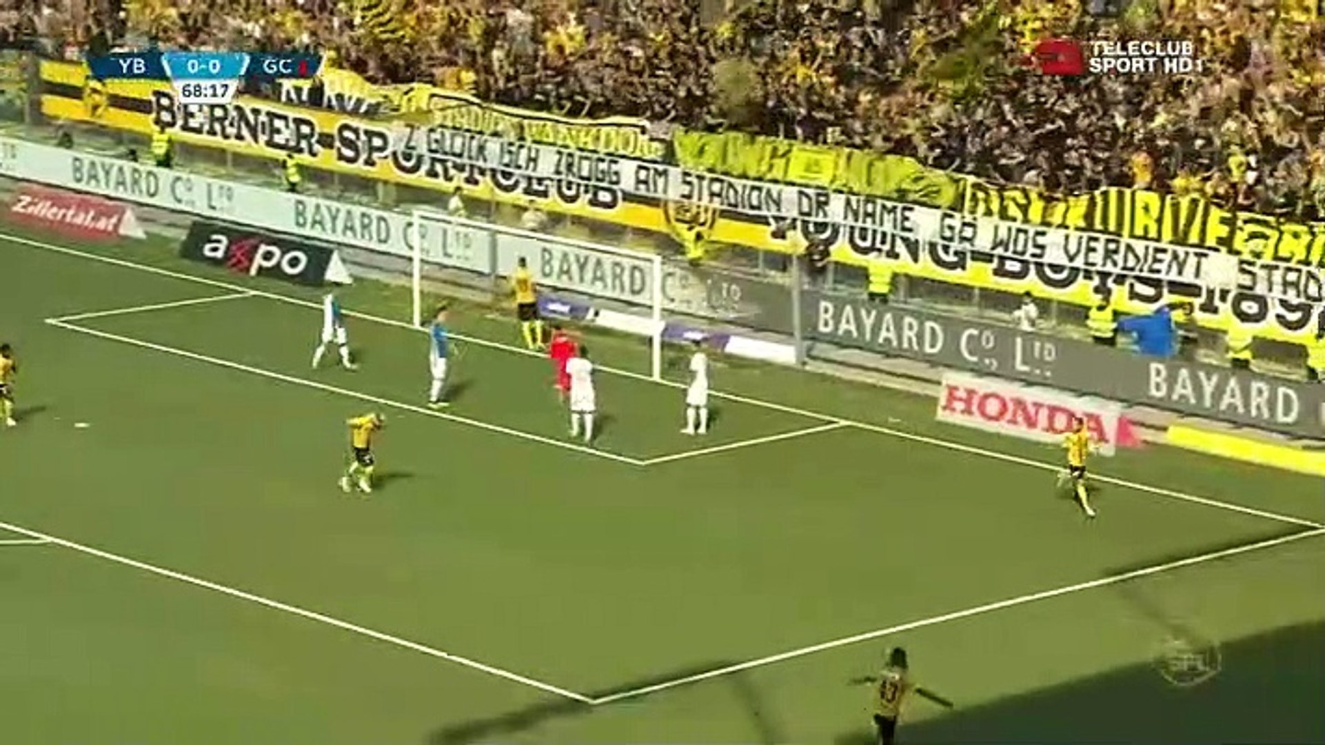 Highlights Sekou SANOGO (06/2019)