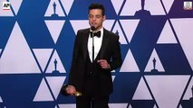 OSCARS 2019 This is how Rami Malek identified with late Freddie Mercury