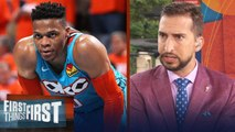 OKC Thunder 'owe' Russell Westbrook a trade - Nick Wright _ NBA _ FIRST THINGS FIRST