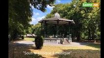 Brassens habite le parc communal de Tournai