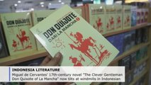 Don Quixote finally tilts at windmills in Indonesian